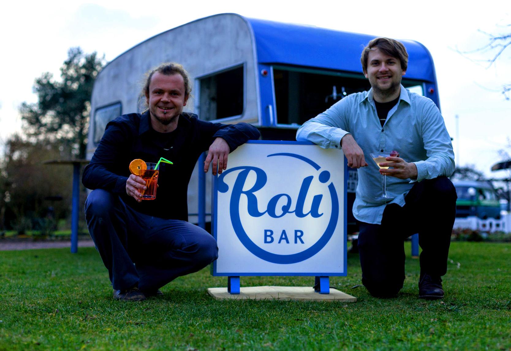 mobile Bar Barkeeper
