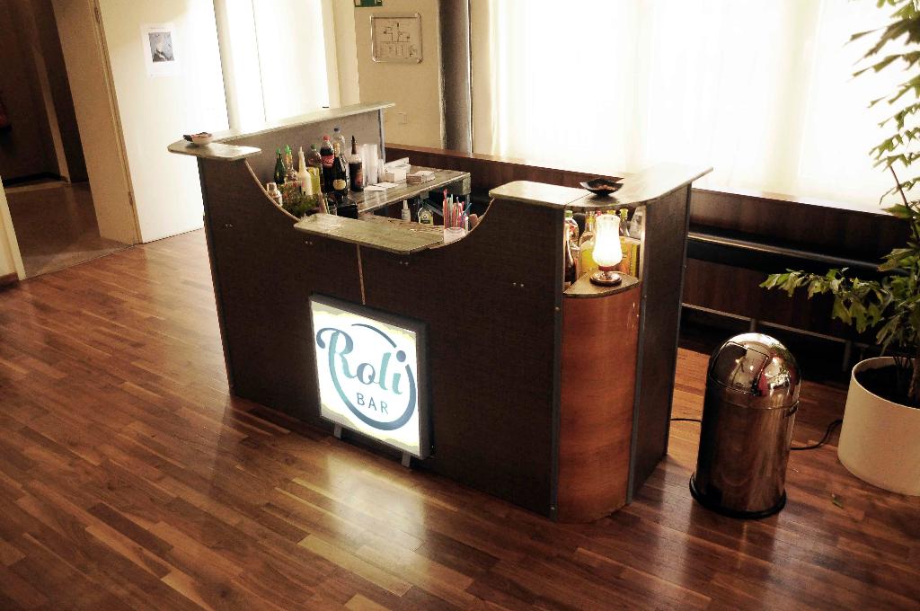 mobile Bar mieten